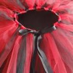 Tutu Petticoat in Fun Red a..