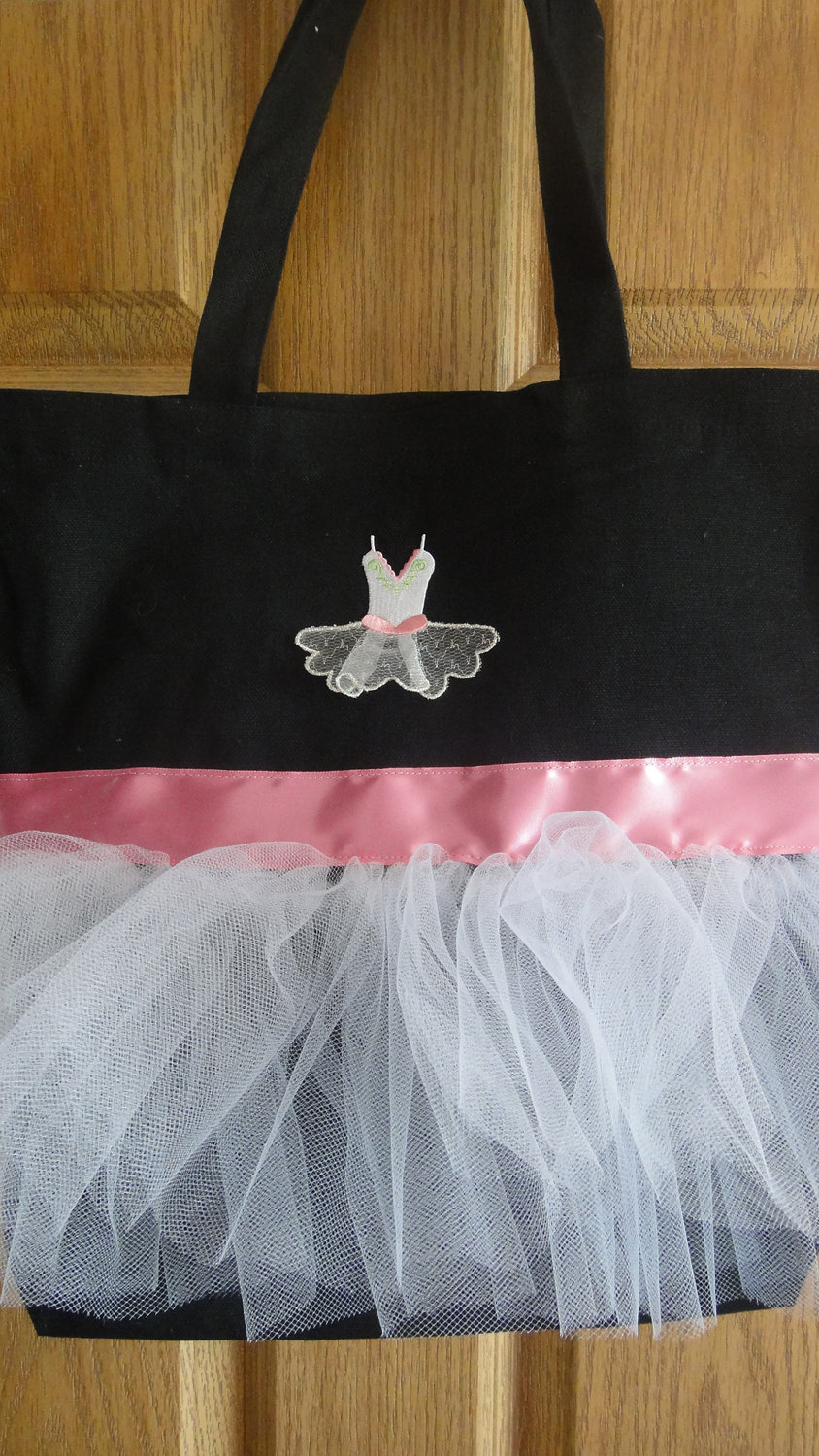 Tutu Tote Dance Bag